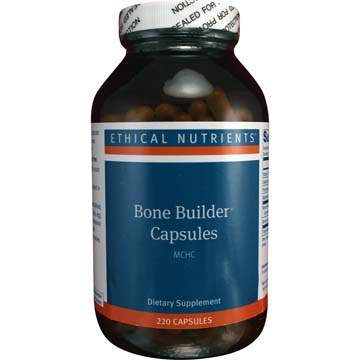 Bone Builder with MCHC Microcrystalline Hydroxyapatite Concentrate
