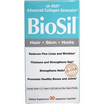 BioSil - Biologically Active Silicon | ch-OSA Collagen