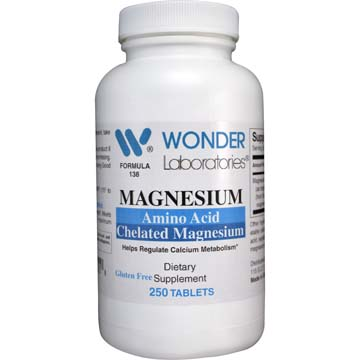 Magnesium | Amino Acid Chelated Magnesium
