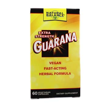 Extra Strength Guarana™ Ephedra Free