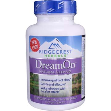Dream On ™ Natural Sleep Aid