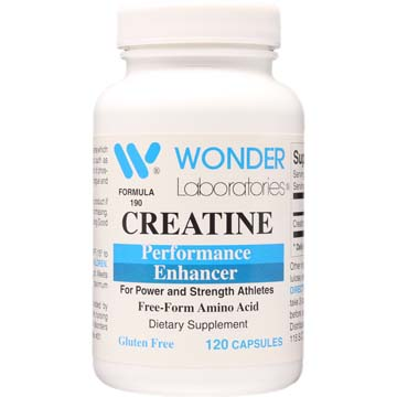 Creatine | Performance Enhancer