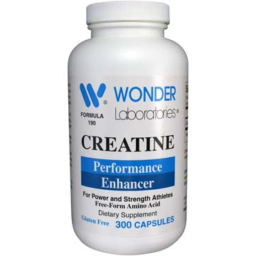 Creatine<br>Performance Enhancer