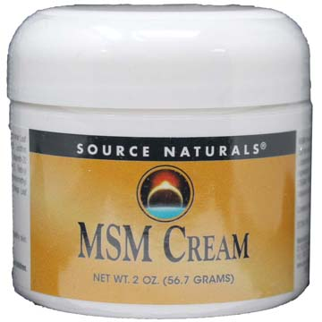MSM Cream - Advanced Liposomal Delivery Skin Cream