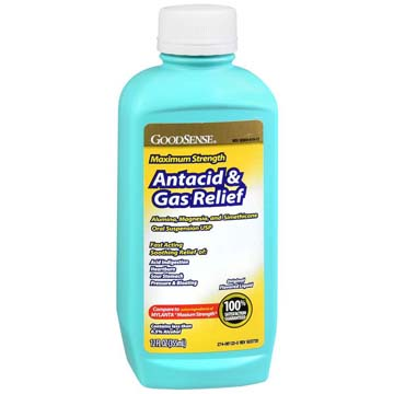 Mylanta® Comparable Fast Acting Liquid Antacid