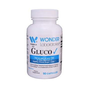 Glucochex with Chromium
