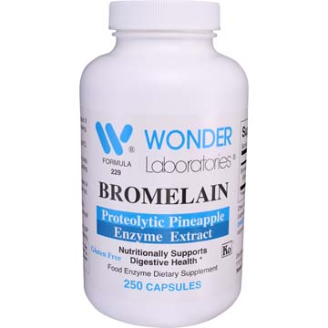 Bromelain - Digestive Support from Proteolytic Enzymes in Pineapple