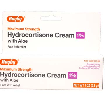 Cortaid® M/S Comparable Hydrocortisone  M/S Acetate Cream