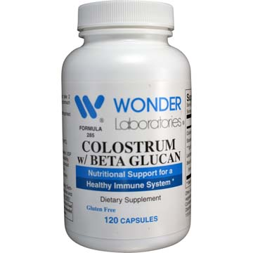 Colostrum w/Beta Glucan