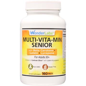 Centrum Silver® Comparable Multi-Vita-Min Senior
