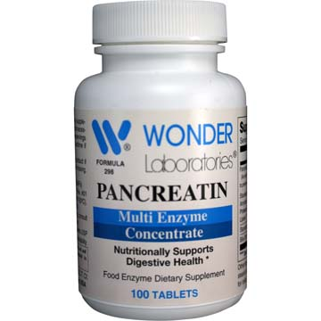 Pancreatin | Multi Enzyme Concentrate