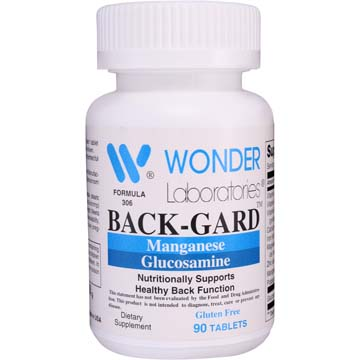 Back-Gard™ | Manganese and Glucosamine
