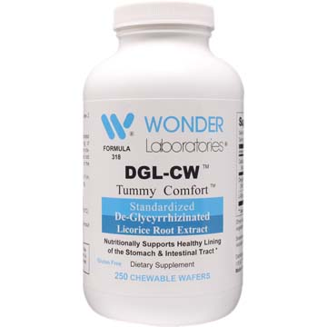 Licorice Root DGL-CW® Tummy Comfort