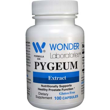 Pygeum Extract 100 mg Plus Stinging Nettle