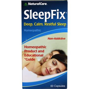 SleepFix Deep, Calm, Restful Sleep Non-Addictive