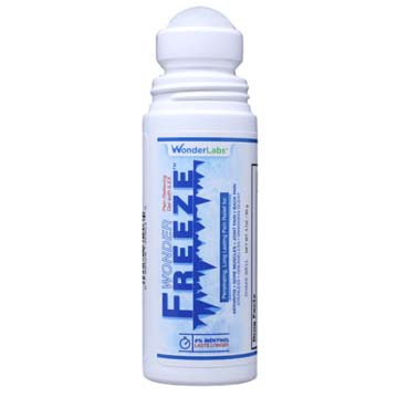 Wonder Freeze  Roll On w/ILEX Compare to BIOFREEZE