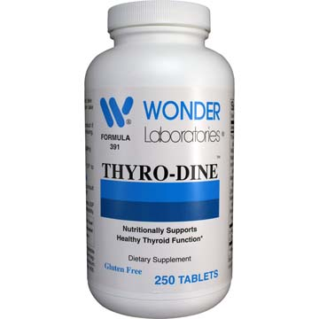 THYRO-DINE® | Supports Healthy Thyroid Function