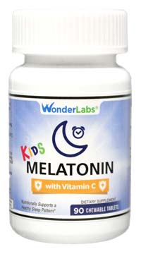 Kid's Melatonin | Support for Healthy Sleep Patterns
