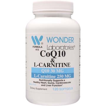 Co-Enzyme Q10 30 mg Plus