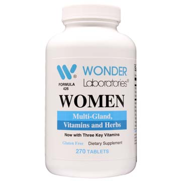 Women Multi-Gland and Herbs