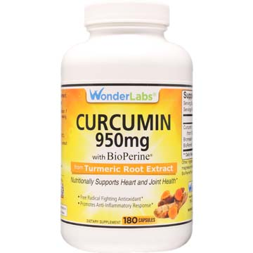Curcumin 950 mg with BioPerine®