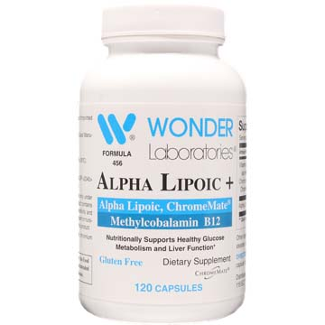 Alpha Lipoic+ ChromeMate® & Methycobalamin B12