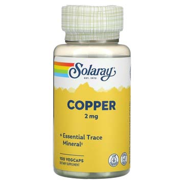 Copper 2 mg | Full Range Amino Acid Chelate