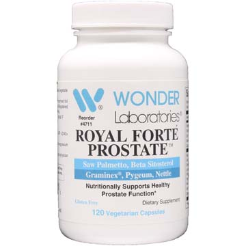 Royal Forte' Prostate | Healthy Prostate Function