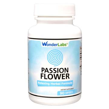 Passion Flower 2,500mg  | Passiflora incarnate