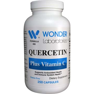 Quercetin | Plus Vitamin C