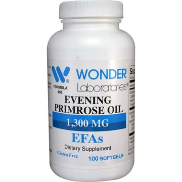 Evening Primrose Oil Cold Pressed