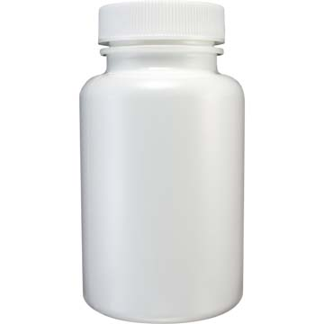 Empty Bottles | HDPE Bottles | White Plastic 7oz Size | 6ct