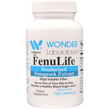 FenuLife™ | Deodorized Fenugreek Extract