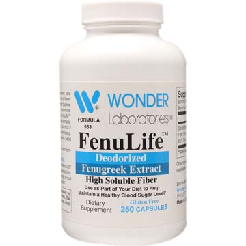 FenuLife™ - Maintains Healthy Blood Sugar Levels