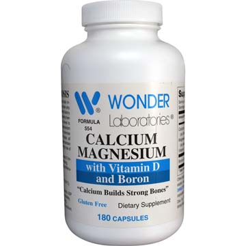 Calcium Magnesium with Vitamin D and Boron