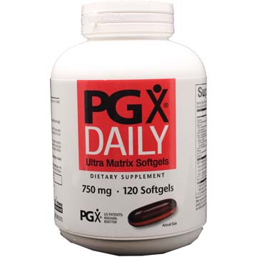Pgx Daily Ultra Matrix Softgels Dietary Supplement Qty 120