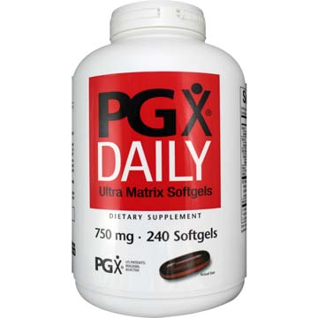 PGX DAILY Ultra Matrix Softgels - Dietary Supplement