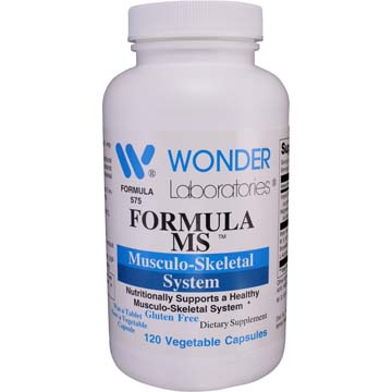 Formula MS | Musculo-Skeletal System Support