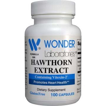 Hawthorn Extract with Vitexin-2 | Promotes Heart Health