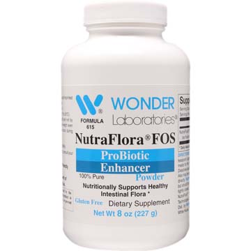 NutraFlora&reg FOS | Probiotic Enhancer Powder