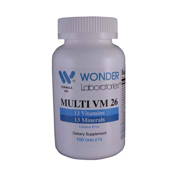 Multivitamin Multimineral Multi VM-26
