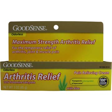 Maximum Strength Arthritis Relief w/ Aloe
