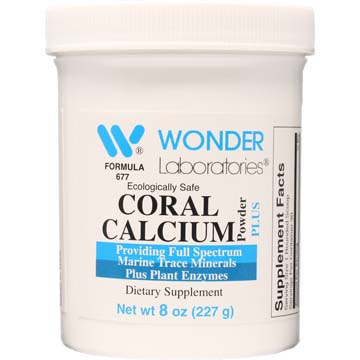 Coral Calcium Powder 5000 mg Pure Coral Calcium
