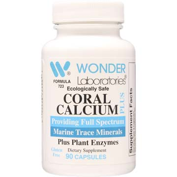 Coral Calcium 2500 mg Pure