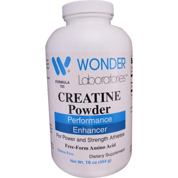 Creatine Powder - Performance Enhancer for Power and Strength Athletes