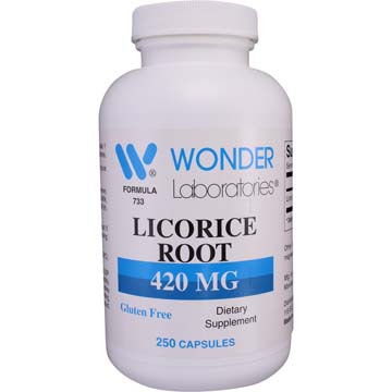 Licorice Root 420 mg