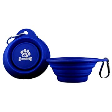 4″ Expanda-bowl Pet Bowl (Pack of 2)