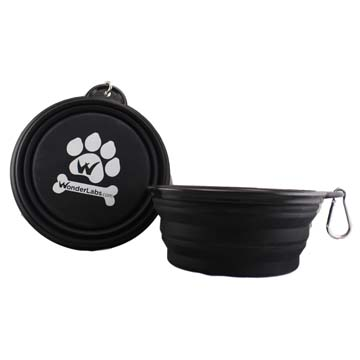 7″ Expanda-bowl Pet Bowl (Pack of 2)