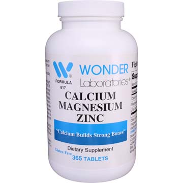 Calcium Magnesium and Zinc