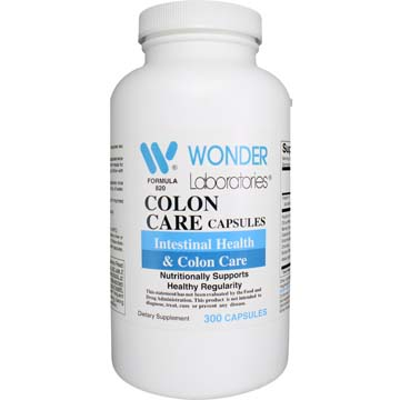 Colon Care Capsules